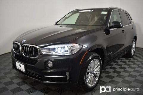 Certified Pre-Owned 2016 BMW X5 sDrive35i w/ Premium/Luxury
