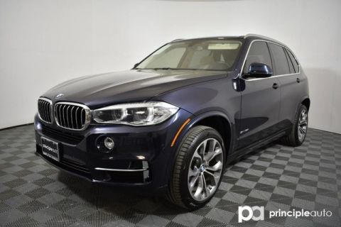 Pre-Owned 2016 BMW X5 sDrive35i w/ Premium/Luxury Line/Driving Assist