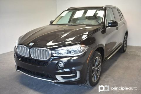 Pre-Owned 2015 BMW X5 xDrive35d w/ Premium/Driver Assist/Lighting/3rd Ro