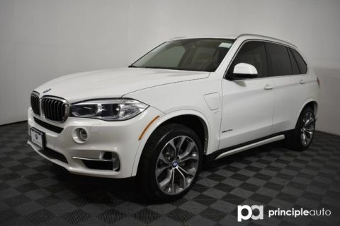 Certified Pre-Owned 2016 BMW X5 eDrive xDrive40e w/ Luxury/Premium/Driving Assist