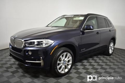 Certified Pre-Owned 2016 BMW X5 eDrive xDrive40e w/ Premium/Driving Assist Plus