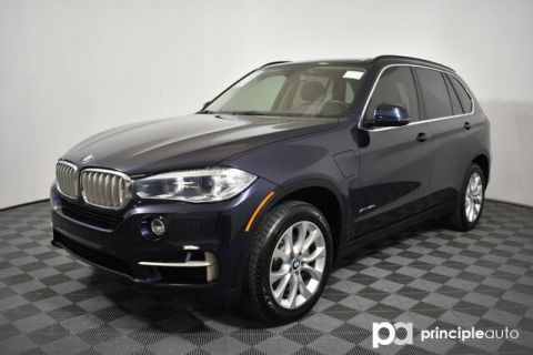 Certified Pre-Owned 2016 BMW X5 xDrive40e w/ Premium/Driing Assist