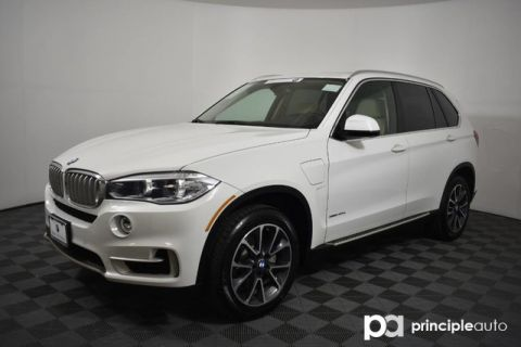 Certified Pre-Owned 2016 BMW X5 eDrive xDrive40e w/ Premium/Driving Assist