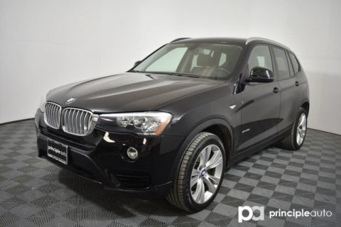 Certified Pre-Owned 2016 BMW X3 sDrive28i w/ Driving Assist