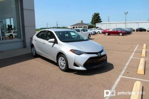 Certified Pre-Owned 2018 Toyota