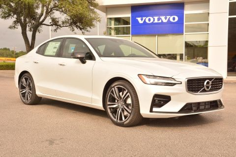 New 2019 Volvo S60 T5 R-Design