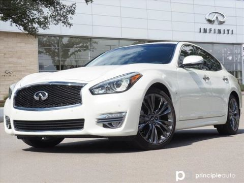 Certified Pre-Owned 2018 INFINITI Q70 3.7 PREMIUM SELECT