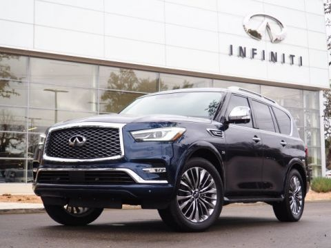 New 2018 INFINITI QX80 Base