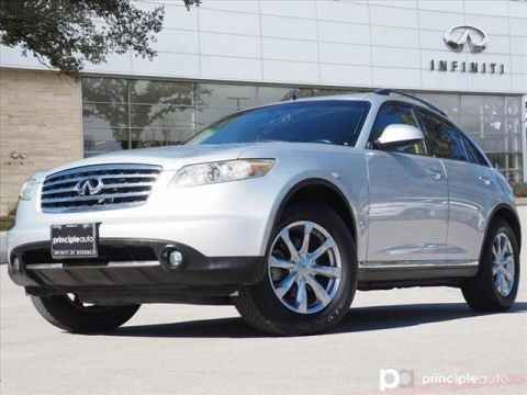 Pre-Owned 2008 INFINITI FX35 Base