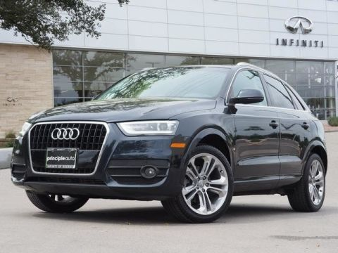 Pre-Owned 2015 Audi Q3 2.0T Premium Plus (Tiptronic)