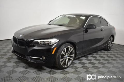 Certified Pre-Owned 2016 BMW 228i Coupe 228i w/ Premium/Driving Assist