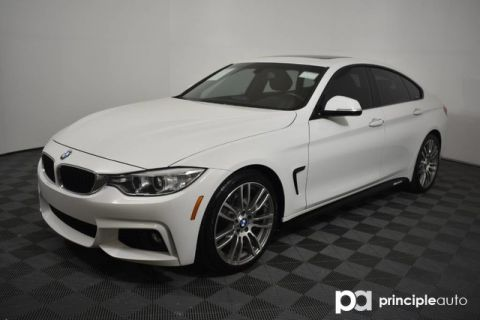 Pre-Owned 2016 BMW 428i Gran Coupe 428i w/ M Sport