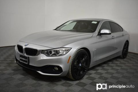 Certified Pre-Owned 2016 BMW 428i Gran Coupe 428i w/ Premium/Driving Assist/Technology