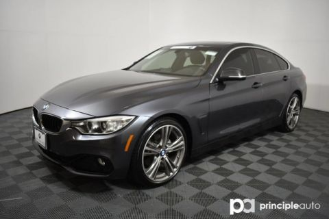 Certified Pre-Owned 2016 BMW 428i Gran Coupe 428i w/ Driving Assist/Navigation