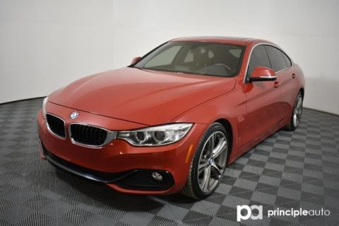 Certified Pre-Owned 2016 BMW 428i Gran Coupe 428i w/ Premium/Driing Assist/Technology