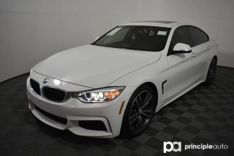 Pre-Owned 2016 BMW 428i Gran Coupe 428i w/ M Sport/Premium/Driving Assist
