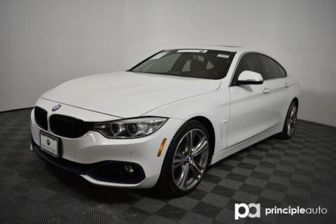 Certified Pre-Owned 2016 BMW 428i Gran Coupe 428i w/ Drivng Assist