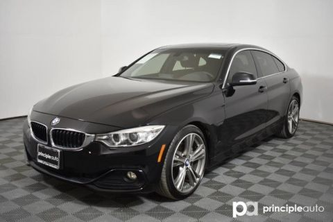 Certified Pre-Owned 2016 BMW 435i Gran Coupe 435i w/ Sport/Navigation/HK