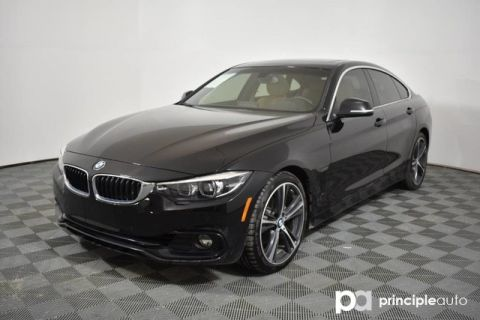 Certified Pre-Owned 2019 BMW 430i Gran Coupe 430i