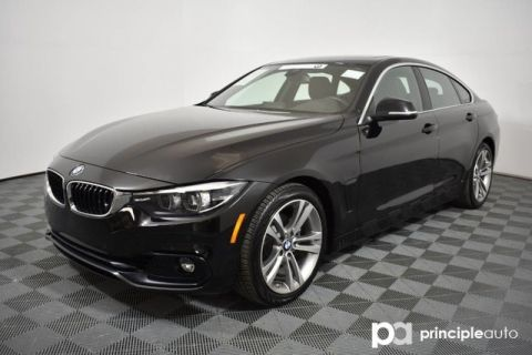 Certified Pre-Owned 2019 BMW 430i Gran Coupe 430i w/ Convenience/Driving Assist