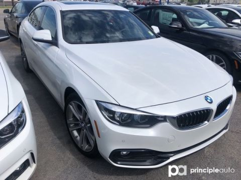 Pre-Owned 2018 BMW 430i Gran Coupe 430i