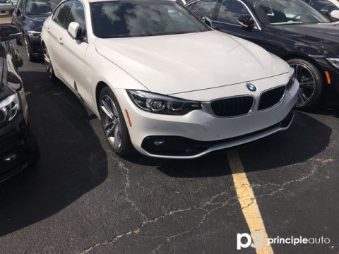 New 2018 BMW 430i Gran Coupe 430i