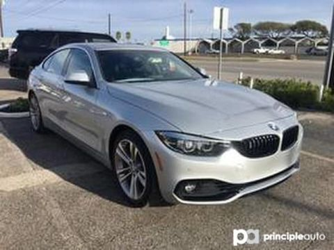 Pre-Owned 2018 BMW 430i 430i