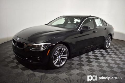 Certified Pre-Owned 2018 BMW 430i Gran Coupe xDrive