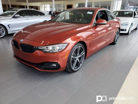 Pre-Owned 2019 BMW 430i Coupe 430i