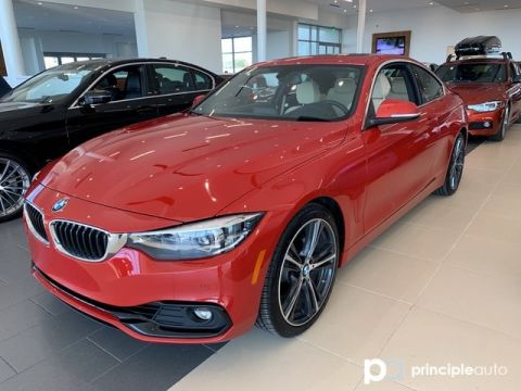 New 2019 BMW 430i Coupe 430i
