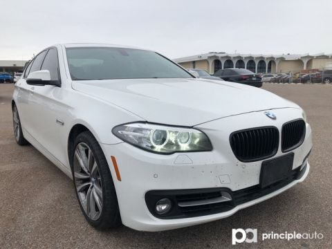 Certified Pre-Owned 2016 BMW 528i 528i