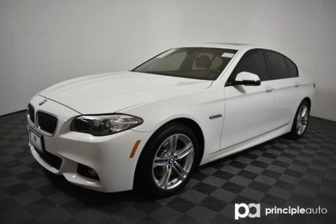 Certified Pre-Owned 2016 BMW 528i 528i w/ M Sport/Premium/Driving Assist