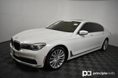 Certified Pre-Owned 2016 BMW 740i 740i