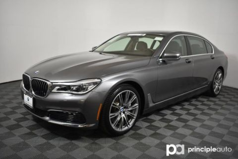 Certified Pre-Owned 2016 BMW 750i 750i w/ Executive/Driver Assist II