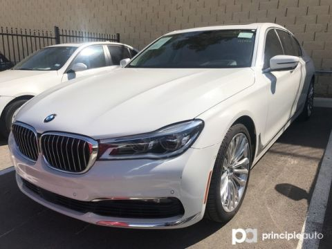 Certified Pre-Owned 2016 BMW 750i 750i w/ Executive Package 2/Driver Assist Plus II