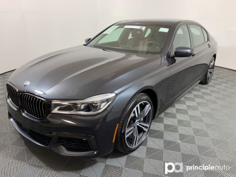 Certified Pre-Owned 2016 BMW 750i 750i w/ M Sport/Executive/Driver Assist Plus II