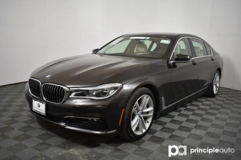 Certified Pre-Owned 2016 BMW 750i 750i xDrive w/ Executive Package II/Luxury Seating