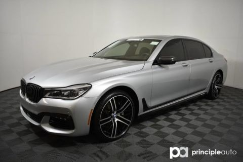 Certified Pre-Owned 2016 BMW 750i 750i xDrive w/ M Sport/Executive/Driving Assist Pl