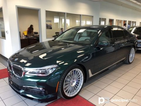 New 2018 BMW ALPINA B7 xDrive