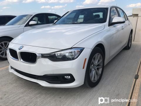 Certified Pre-Owned 2017 BMW 320i 320i w/ Moonroof