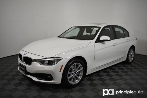 Pre-Owned 2016 BMW 320i 320i w/ Moonroof/Lighiting