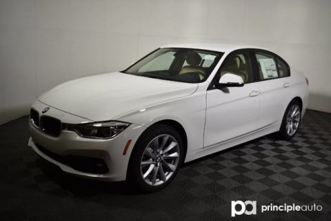 Certified Pre-Owned 2018 BMW 320i 320i