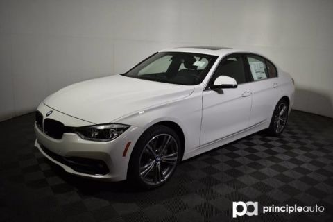 New 2018 BMW 340i w/ ZMT Manual Transmission
