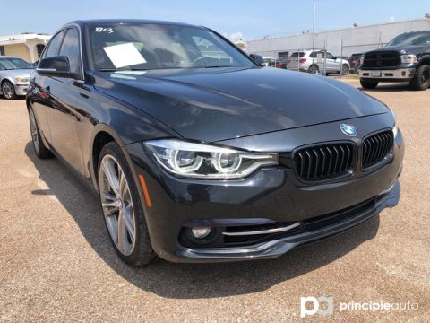 Certified Pre-Owned 2016 BMW 340i 340i