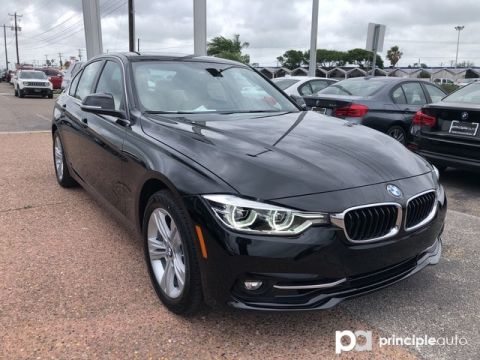 Pre-Owned 2018 BMW 330i 330i
