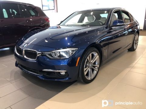 New 2018 BMW 330e iPerformance