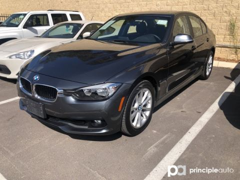 Certified Pre-Owned 2016 BMW 320i 320i w/ Driving Assist/Moonroof