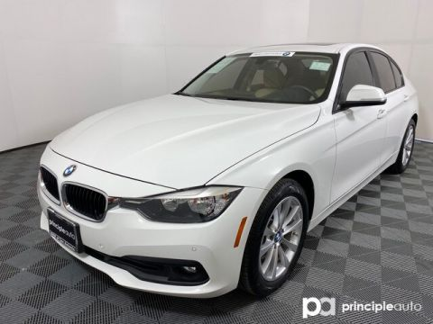 Certified Pre-Owned 2016 BMW 320i 320i w/ Premium/Driving Assist