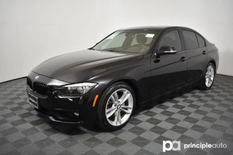 Certified Pre-Owned 2016 BMW 320i 320i w/ Sport Package/Driving Assist/Moonroof