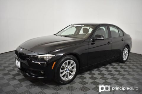 Certified Pre-Owned 2016 BMW 320i 320i